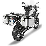 Portavalige Lateral Para Maletas Monokey Cam-Side Trekker Outback PL5103CAM F800GS F700GS Para BMW F650GS