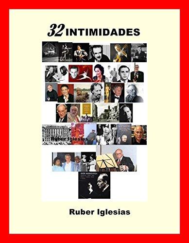 32 INTIMIDADES por RUBER IGLESIAS