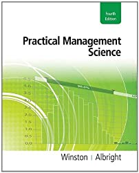 Practical Management Science (with Essential Textbook Resources Printed Access Card) by Wayne L. Winston (2011-05-05)