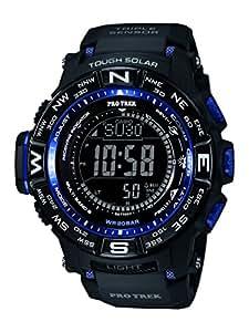Casio Protrek Digital Black Dial Men's Watch - PRW-3500Y-1DR(SL87)