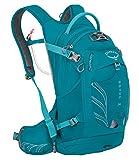 Osprey Damen Raven 14 Backpack, Tempo Teal, 45 x 22 x 21 cm, 14 Liter