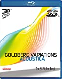 Goldberg Variations Acoustica [Blu-ray 3D] [Import]