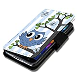 Book Style Flip Handy Tasche Case Schutz Hülle Foto Schale Motiv Etui für HTC One Mini 2 ( M8 Mini ) - A35 Design6