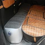 Poggiapiedi cuscino gonfiabile per gli adulti Leg poggiapiedi cuscino relax Cars ufficio casa letto bambini sonno lungo volo Flatable multi-funzione Portable auto treno, materassino materasso universale sedile posteriore self-dr