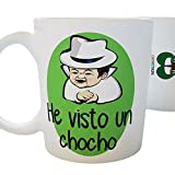 Taza graciosa: He visto un chocho - Ideas originales