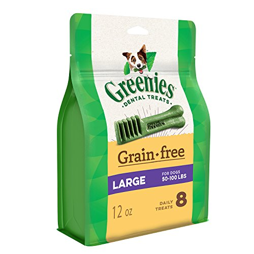 Greenies Welpenfutter Dental Hund behandelt (Greenies Große)