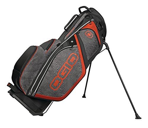 Callaway OG BG ST Silencer Bolsas para Palos de Golf, Hombre, Rojo, Talla...