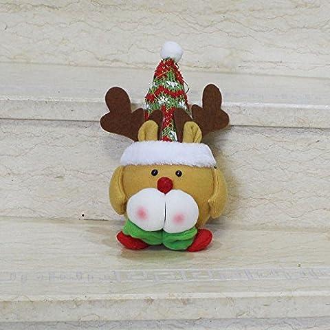 KMDJ addobbi natalizi Regali di Natale ornamento di Natale #22