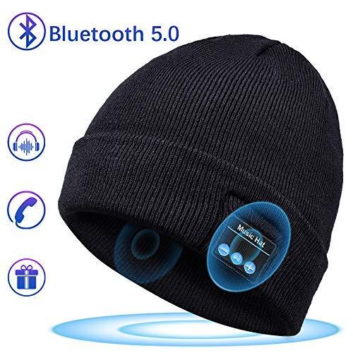 Bonnet Bluetooth Cadeaux Hommes Original - Unisexe Music...