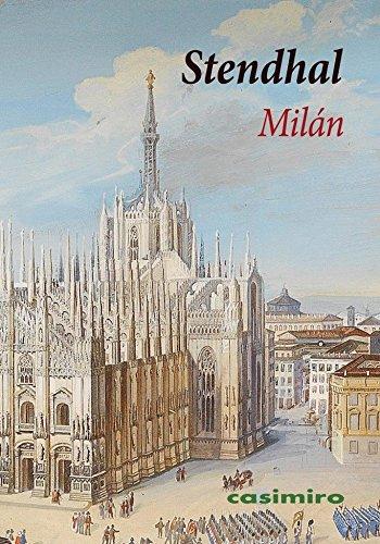 Milán por Stendhal