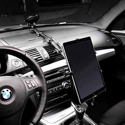 "Infuu Holders KFZ Auto Halterung Universal Saugnapf Scheibe für Tablet-PC 10-15 Zoll iPad Pro 12,9"" Galaxy Note Pro XXL 008-pro"