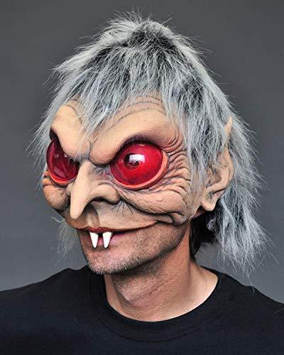 Mask Open Head Half Vamp ()