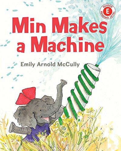 Min Makes a Machine (I Like to Read)
