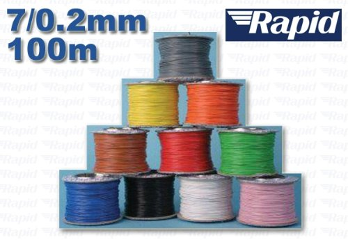rapid-7-02-equipment-wire-cable-100m-reel-red