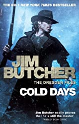 Cold Days: The Dresden Files, Book Fourteen (The Dresden Files series 14)