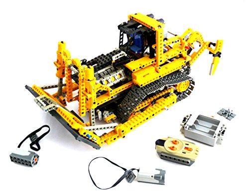 Preisvergleich Produktbild LEGO ® TECHNIC - 8275 - RC Bulldozer mit Motor - mit Bauanleitung