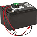 Ako Weidezaunbatterie Power-Gel-Komplett-Set