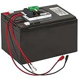 Kerbl Power AGM 12V, 15Ah, inkl. Laderegler und Netzladegerät