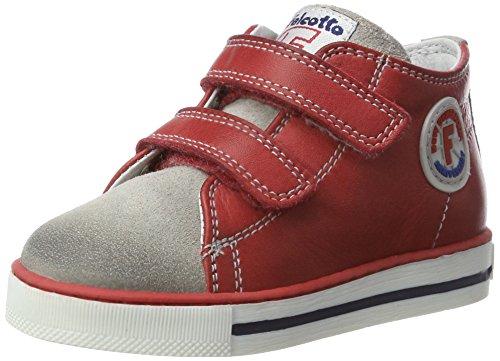 Falcotto Falcotto Michael, Chaussures Bébé marche bébé garçon Rot (Rot)