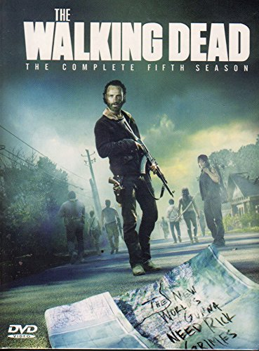 Walking Dead, The: The Complete Fifth Season (DVD Box Set 5 Disc) Import ** - Dvds Walking Dead Box-sets