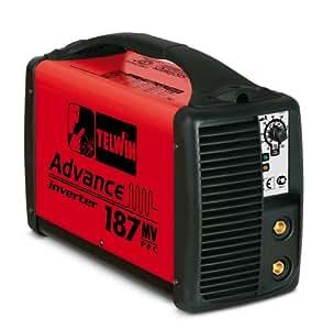 Telwin Advance 187/MV PFC-Poste à souder inverter MMA Electrodes