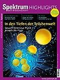 In den Tiefen der Teilchenwelt: Gesucht: Eine Physik jenseits des Higgs (Spektrum Highlights / Unsere besten Themenhefte im Nachdruck)