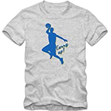 Stephen Curry Up #1 Camiseta | Para Hombre | T-Shirt | Hurry Up | NBA | GSW | Basketball | Algodón | Manga Corta