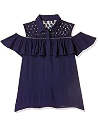 Poppers By Pantaloons Girls Blouse