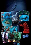 Image for board game Abyss: Leviathan Expansion Board Game