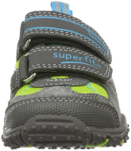 Superfit Sport4 Mini, Chaussures Marche Bébé Garçon Grau (stone Multi)