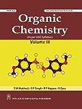 Organic Chemistry - Vol. III