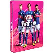 FIFA 19 - Steelbook Standard - (Ne contient aucun jeu)