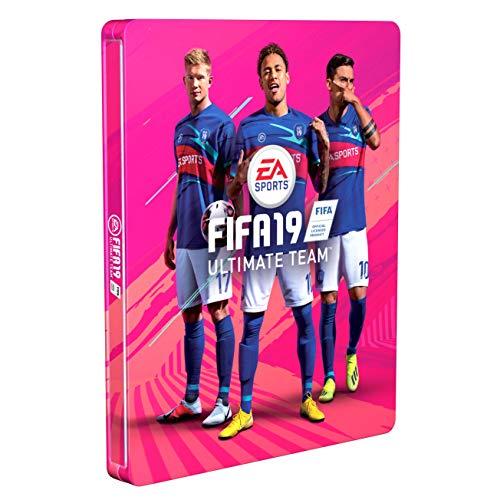 FIFA 19 - Steelbook für Champions Edition (exkl. bei Amazon.de) - [Enthält kein Spiel]