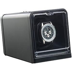 St. Leonhard Uhrenwender: Uhrenbeweger für Automatik-Armbanduhren, Drehrichtung & Dauer wählbar (Uhrenbox)