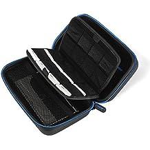 New 3DS XL Tasche,3DS XL Case, Schutz-Hülle Reise-Set Zubehör-Etui für Nintendo Konsole & Accessoires