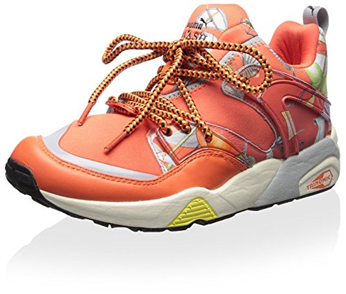 Puma Blaze of Glory WNS X Swash O Synthétique Baskets Nasturtium.