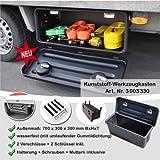 Parlok 003003330 Werkzeugkasten Kunststoff