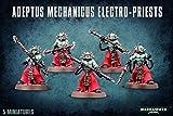 Games Workshop 99120116009 Warhammer 40.000 40K Adeptus Mechanicus Fulgurite Electro-Priests (59-15)