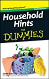 Household Hints For Dummies®, Pocket Edition