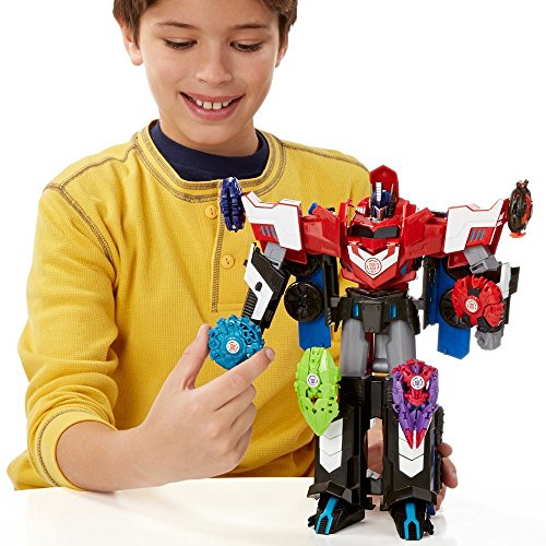 Hasbro Transformers B1564EU4 – Mega Optimus Prime, Actionfigur - 5