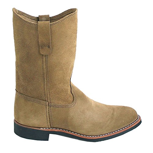 Red Wing Womens Pecos 3469 Suede Boots