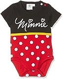 Disney Minnie Babies Body bebé - Rojo - 24M