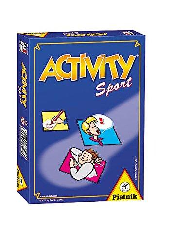 Preisvergleich Produktbild Piatnik 6052 - Activity Sport