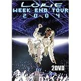 Lorie - Week End Tour 2004