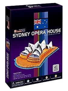 Mehano 58765-Puzzle Sydney Opera House