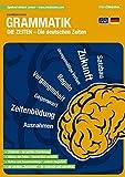 mindmemo Lernfolder - Die deutschen Zeiten - Deutsch lernen - Grammatik Zusammenfassung: genial-einfache Lernhilfe | PremiumEdition (foliert) DIN A4 6 Seiten