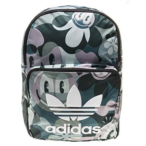 adidas Damen BP CL M Rucksack, Mehrfarbig (Multco), 24x36x45 Centimeters