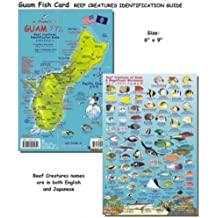Franko Maps Guam Fish ID for Scuba Divers and Snorkelers