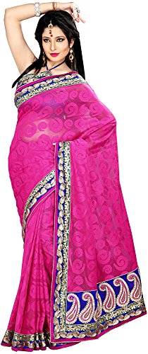Shraddha Sarees Brasso Saree (Ssarees-G-23_Multi-Coloured)