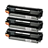 3 Toner für Canon Cartridge 714 schwarz Fax L-3000 IP Series Class-810 830 I